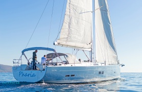 "Hanse 575 ""Pharia"" - Yachts for charter"