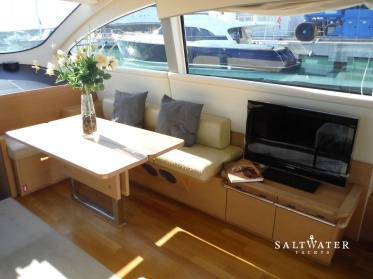Aicon 72 Open Hardtop Motor Yacht for Sale - Saltwater Yachts