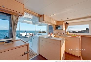 Lagoon 450 Catamaran for bareboat charterLagoon 450 Catamaran for bareboat charter