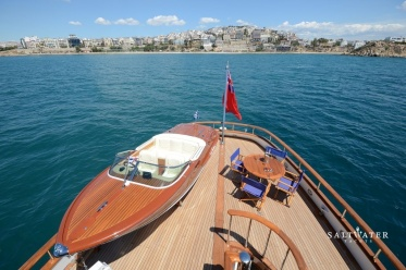 Super yacht Camellia for crewed charter in Greece