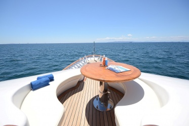 Motor yacht Camellia for charter Greece