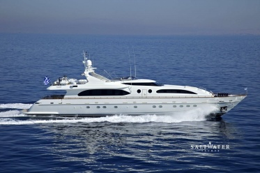Helios Luxury Motor Yacht for Charter in Greece and Mediterranean
