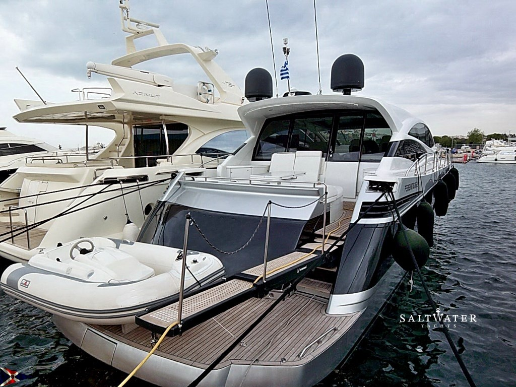 Pershing 62 Motor Yacht For Sale Used Yachts For Sale