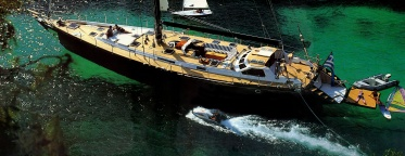 Wind Of Change Sailing Super Yacht for charter Greece and Mediterranean-  Saltwater Yachts