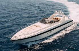 "Mangusta 80 ""Angelina"" - Yachts for charter"